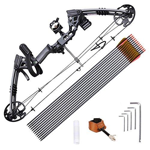 compound-bow-bow-and-arrow-set-archery-set-hunting-bow-arrow-archery-set-black