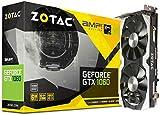 ZOTAC GeForce GTX 1060 6GB AMP! Edition ZT-P10600B-10M Three DP + HDMI + DVI Scheda Video Gaming VR Ready
