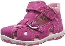 Superfit FANNI - Zapatos primeros pasos de piel para niña