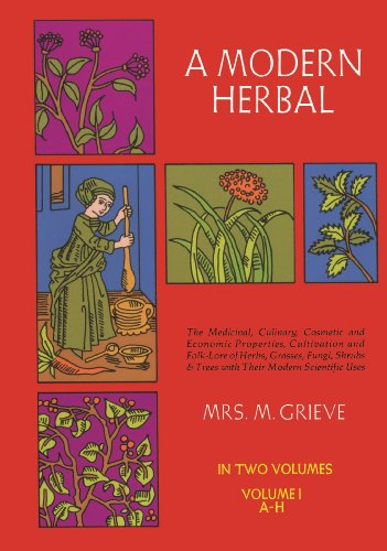 A Modern Herbal Cover Image