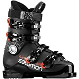 Salomon Kinder Skischuhe Ghost 60T L schwarz/orange (704) 24,5