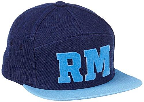adidas Herren Kappe Real Madrid, Collegiate Navy/Light Blue/Mgh Solid Grey/White, L, S30141 (Brasilien-fußball-schuhe)