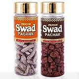 #4: Panjon Swad Pachak Khatta Meetha Aam, Khatta Meetha Khajoor, 110g (Pack of 2)