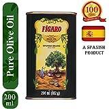 Figaro Olive Oil Tin, 200ml