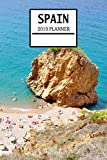Spain 2019 Planner: Spanish Theme Weekly Planner and Journal - Schedule Organizer - 6'x9' 100 Pages Journal (Spain 2019 Planner Series - Volume 15)