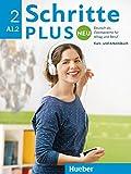 Schritte plus Neu 2: Deutsch als Fremdsprache / Kursbuch+Arbeitsbuch+CD zum Arbeitsbuch - Daniela Niebisch, Sylvette Penning-Hiemstra, Franz Specht, Monika Bovermann, Angela Pude