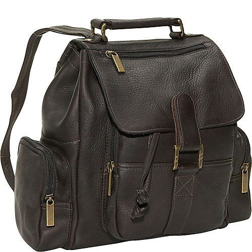 david-king-co-mid-size-top-handle-backpack-cafe-one-size