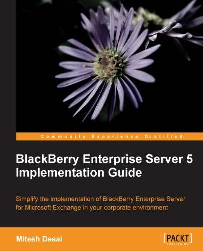 BlackBerry Enterprise Server 5 Implementation Guide (English Edition)