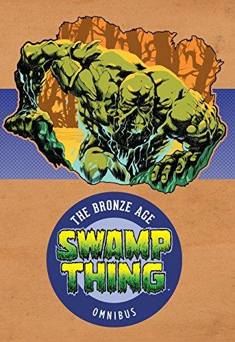 Swamp Thing The Bronze Age Omnibus HC por Len Wein