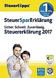 Akademische Arbeitsgemeinschaft SteuerSparErklärung 2018 I für Steuerjahr 2017