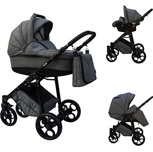 lll clamaro kinderwagen test vergleich 2019 neu. Black Bedroom Furniture Sets. Home Design Ideas