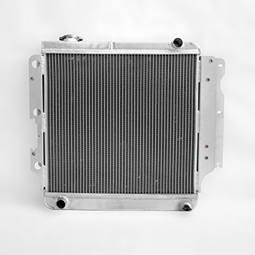 Supeermotor Radiator For Jeep Wrangler Yj /Tj 1987-2007 Test