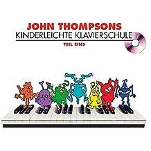 Kinderleichte Klavierschule Band 1: Noten, CD für Klavier