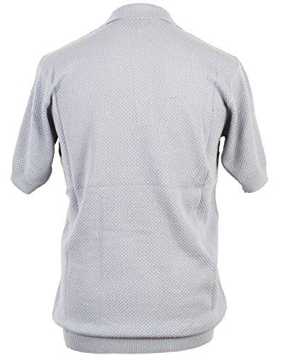 Suixtil Herren Poloshirt Hellblau