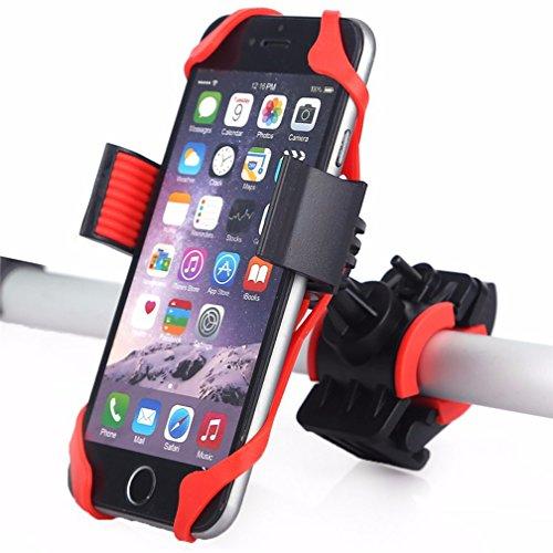 ARMRA Bici Del Supporto Del Telefono Del Supporto Della Bicicletta Del Motociclo Regolabile Clip Punto Di Presa Del Manubrio Culla Del Basamento Per IOS Android Smart Devices Cellulari GPS