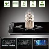 ILS® - Pellicola Protettiva ultraresistente in Vetro Temperato con spessore solo di 0,26 mm per Samsung Galaxy S IV Active / i9295