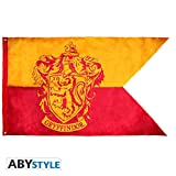 Harry Potter Flagge Gryffindor Wappen 70x120cm rot gelb
