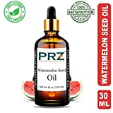 PRZ Watermelon Seed Cold Pressed Carrier Oil (30ML) - Pure Natural & Therapeutic