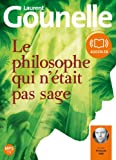 le philosophe qui n ?tait pas sage livre audio 1 cd mp3
