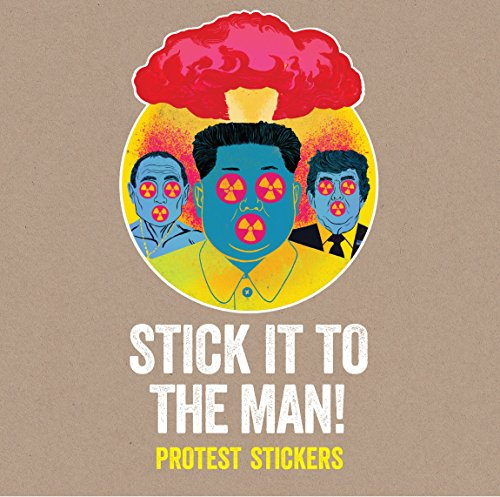 Stick it to the man! : Protest stickers par Srk
