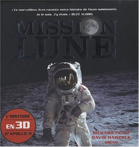 MISSION LUNE par RICHARD PLATT