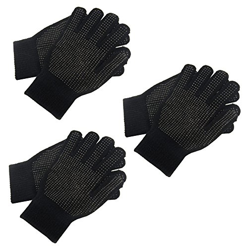 3-pairs-adults-magic-stretch-driving-gloves-with-grip-winter-warmer-accessory