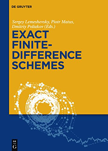 Exact Finite-Difference Schemes (English Edition)