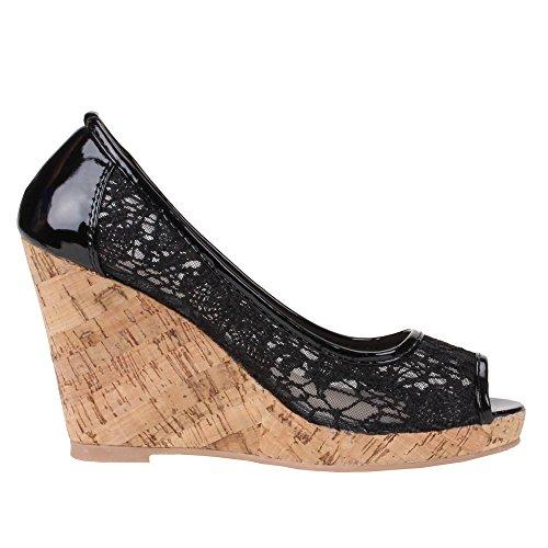 - Chaussures mules - 1063 Noir - Noir