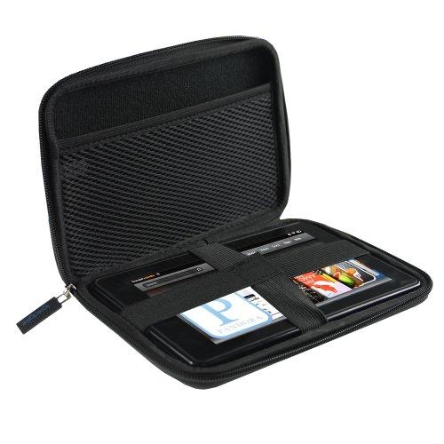 Handy-Tasche Schwarz Tasche für Tablet (Nexus 7 2012-ladegerät)