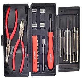 Rolson Tools 36039 Mini Tool Kit - 26 Pieces