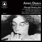 Songtexte von Amen Dunes - Through Donkey Jaw