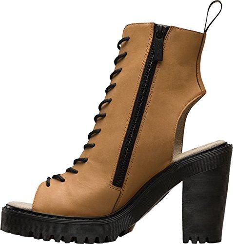 Moda Peau Donna Scarpe Femme Dr Pelle Baskets Da Mode Ginnastica Dr Pour Di Martore Martens qY16xwf