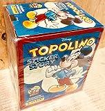 Altro Box da 50 BUSTINE di Figurine Topolino Sticker Story