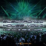 Electronic House Vol. 1-133 MB of House/Electronic Samples [Download]