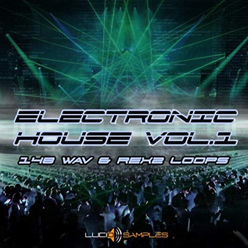 Electronic House Vol. 1-133 MB of House/Electronic Samples | Download