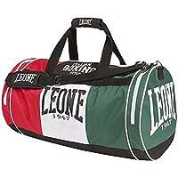 LEONE - Bolsa con los colores de la bandera de Italia TRICOLORE