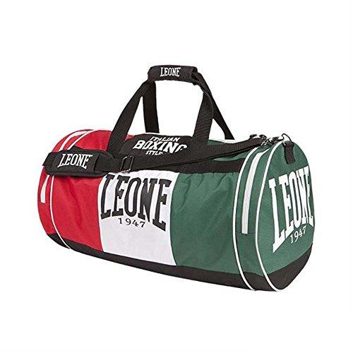 Leone 1947 Italy Borsone Sportivo, Tricolore, Taglia Unica Tricolore
