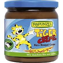Rapunzel Tiger Creme, Nuss-Nougat-Creme, 1er Pack (1 x 400 g) - Bio