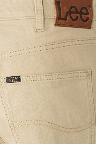 Lee Herren Straight Leg Hose Brooklyn Beige