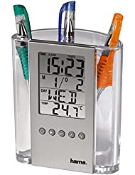 Hama LCD Thermometer and Penholder