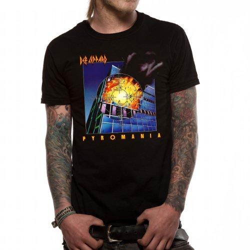 Loudclothing Herren T-Shirt Schwarz