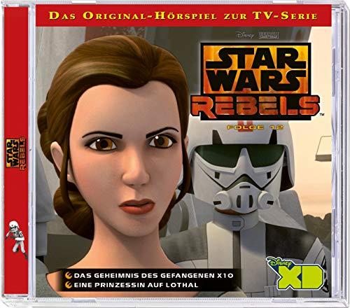 Star Wars Rebels - Hörspiel, Folge 12: Das Geheimniss des Gefangenen