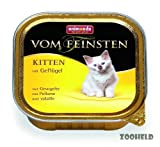 Animonda Cat v. Fein. Kitten mit Geflügel 100g