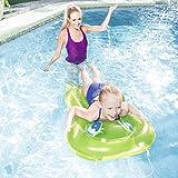 Enlarge toy image: Bestway Octopus Mini Mat Pool Float - Multi-Colour