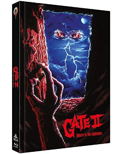 Gate 2 - Das Tor zur Hölle - 2-Disc Limited Collector's Edition Nr.16 (Blu-ray + DVD) - Limitiertes Mediabook auf 222 Stück, Cover B