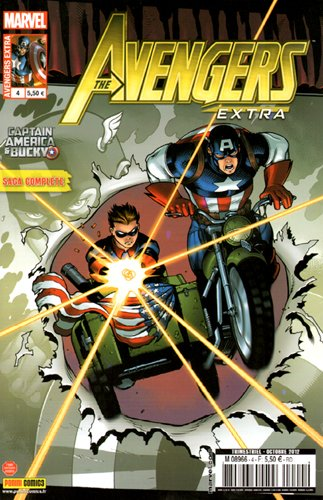 Avengers, Tome 4 : Extra