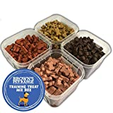 Best Dog Training Treats - Brown's Pet Range 4 Flavour Variety Training Treats Review