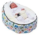Mama Baba Pouf pour bébé + 2 Assises