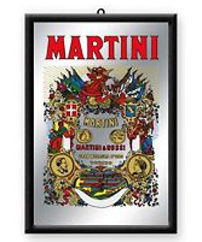 Nostalgic-Art 80720 Open Bar - Martini, Spiegel 20x30 cm -