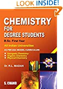 #1: Chemistry for Degree Students (B.Sc. 1St Yr.)